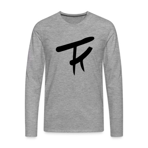 KKA 2016 lifestyle back T - Männer Premium Langarmshirt
