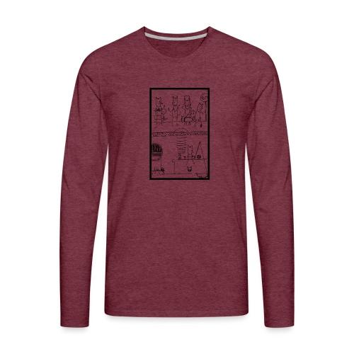 Little Lucifer 1 - Men's Premium Longsleeve Shirt