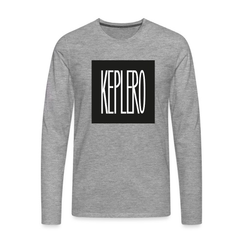 T-Shirt KEPLERO staff rave - Maglietta Premium a manica lunga da uomo