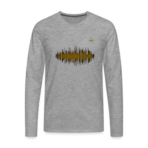 Sonido Tarifa - Camiseta de manga larga premium hombre