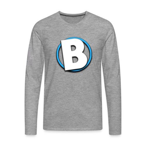 Bumble Logo - Men's Premium Longsleeve Shirt