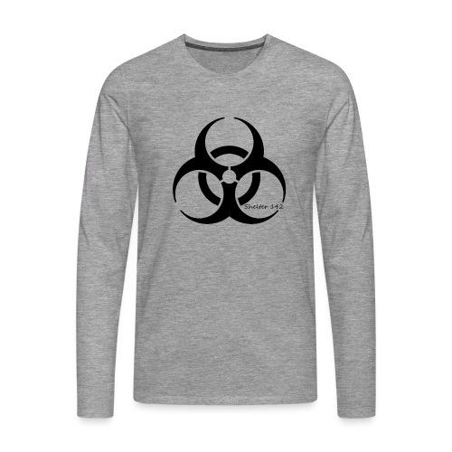 Biohazard - Shelter 142 - Männer Premium Langarmshirt