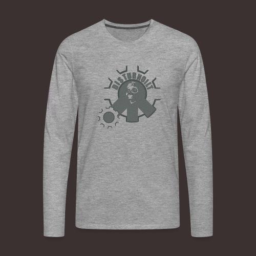DIST-wwilwnin - Männer Premium Langarmshirt