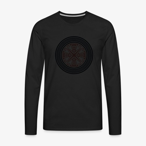 Tribal 3 - Men's Premium Longsleeve Shirt