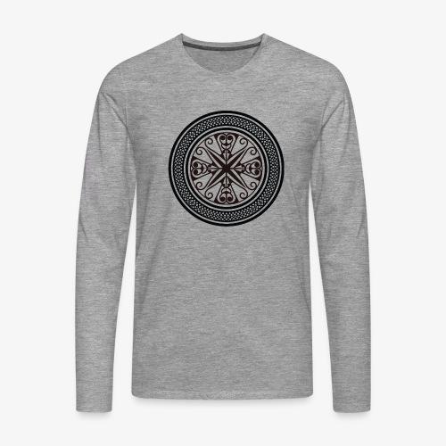 Tribal 3 - Men's Premium Longsleeve Shirt