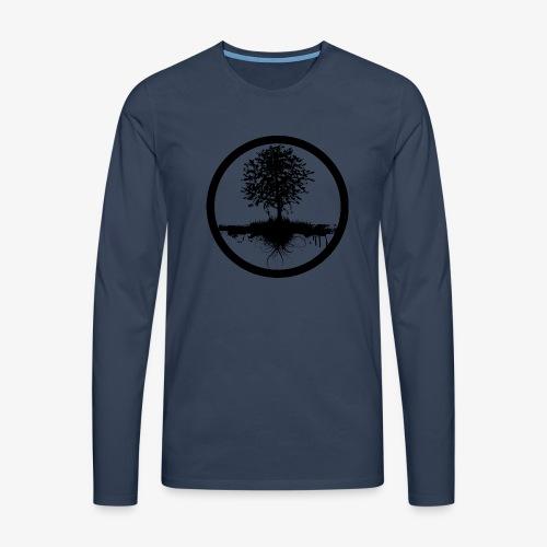 circletree - Men's Premium Longsleeve Shirt