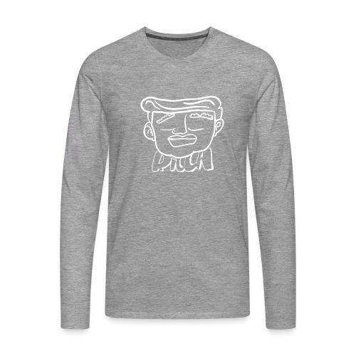 Berusting. Rilla - Mannen Premium shirt met lange mouwen