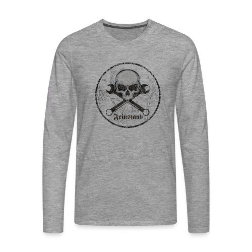 Feinstaub - Männer Premium Langarmshirt