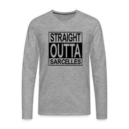sarcelles - Männer Premium Langarmshirt