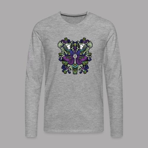 moth - Men's Premium Longsleeve Shirt