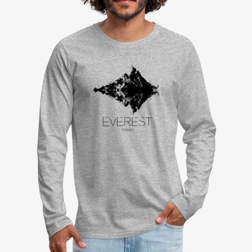 Everest - Men's Premium Longsleeve Shirt