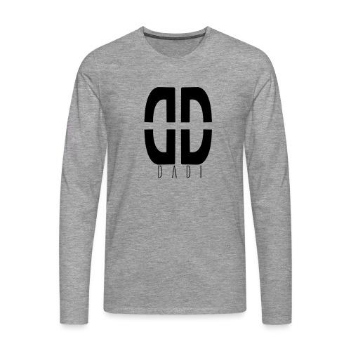 dadi logo png - Männer Premium Langarmshirt