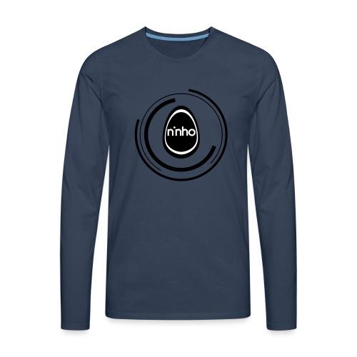 ninho-circle - Maglietta Premium a manica lunga da uomo