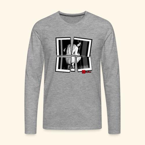 asia art 3 - T-shirt manches longues Premium Homme
