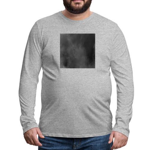 Das schwarze Quadrat | Malevich - Männer Premium Langarmshirt