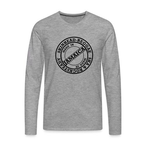 skinheadreggae_made_in_jamaica - Männer Premium Langarmshirt