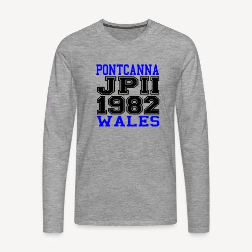 PONTCANNA 1982 - Men's Premium Longsleeve Shirt