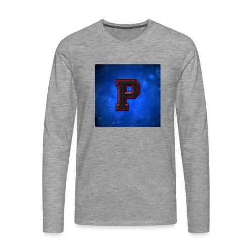 ProspiloTV LOgo - Men's Premium Longsleeve Shirt