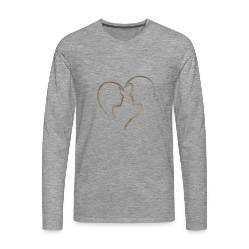 loving - Männer Premium Langarmshirt