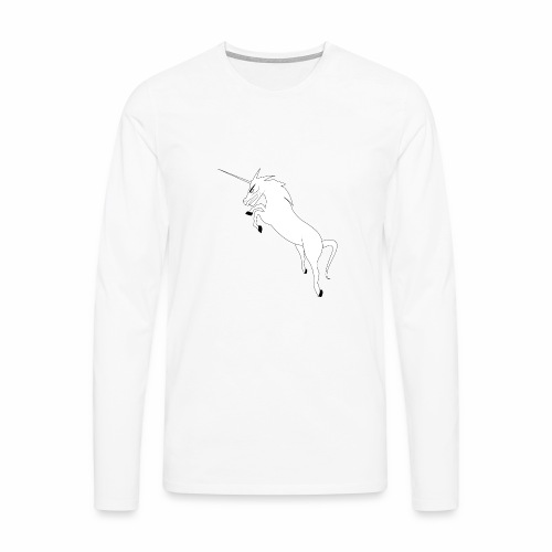Oh yeah - T-shirt manches longues Premium Homme
