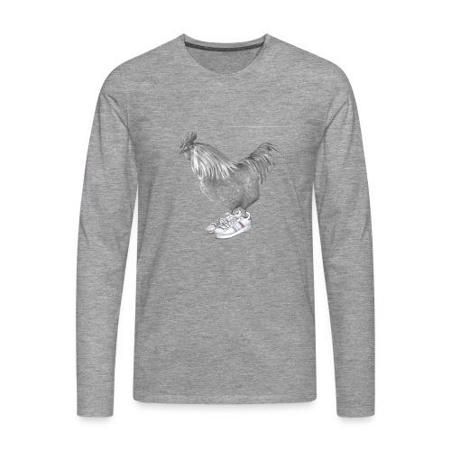 cocorico - T-shirt manches longues Premium Homme