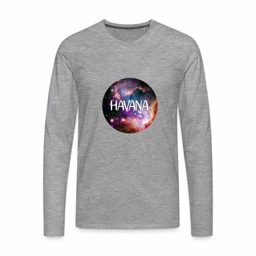 HavanaKosmos - Männer Premium Langarmshirt