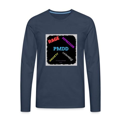Pmdd symptoms - Men's Premium Longsleeve Shirt