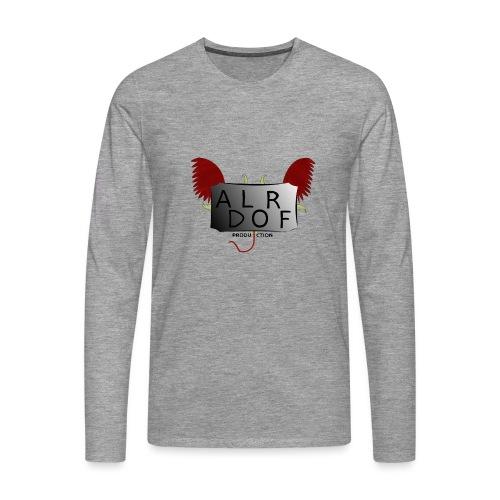 Adlorf - Koszulka męska Premium z długim rękawem