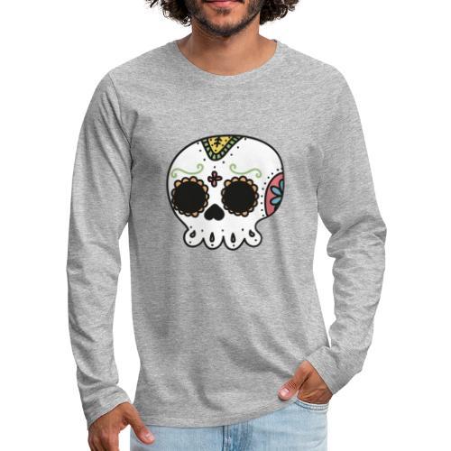 day of the death - Männer Premium Langarmshirt