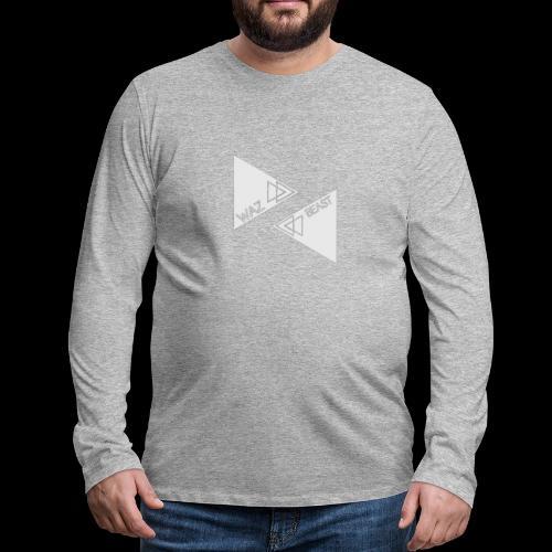 Waz_BEAST - Men's Premium Longsleeve Shirt