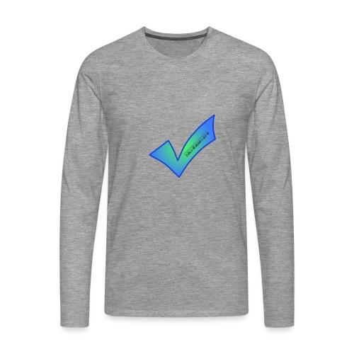 Thetwoboys_Designs - Herre premium T-shirt med lange ærmer