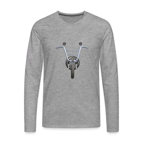 steampunkbike - Mannen Premium shirt met lange mouwen