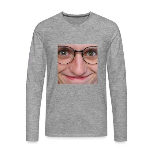 Bigface Moldave standard edition - T-shirt manches longues Premium Homme