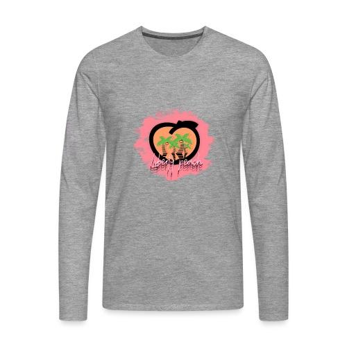 Liberty 2Peach - T-shirt manches longues Premium Homme