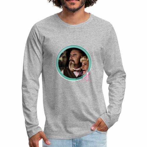 Fight against Cancer - Männer Premium Langarmshirt