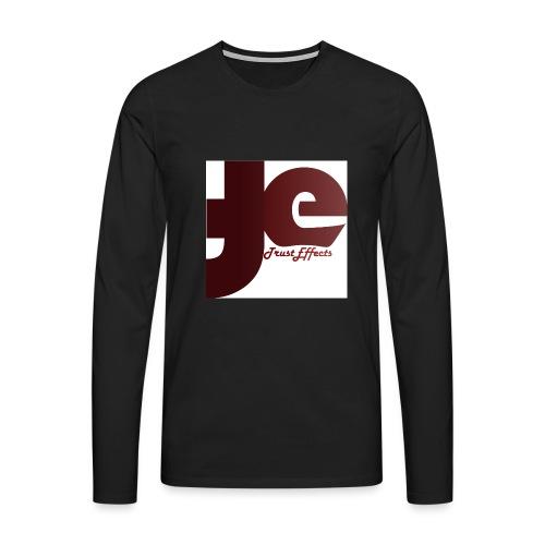 company logo - Men's Premium Longsleeve Shirt