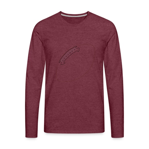 Football - Men's Premium Longsleeve Shirt