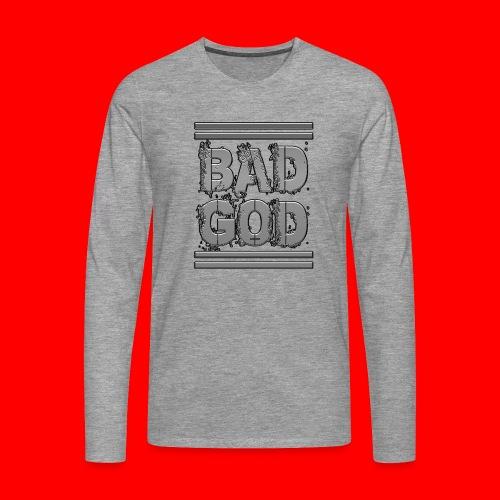 BadGod - Men's Premium Longsleeve Shirt
