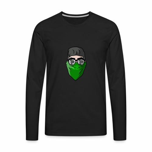 GBz bandana logo - Men's Premium Longsleeve Shirt