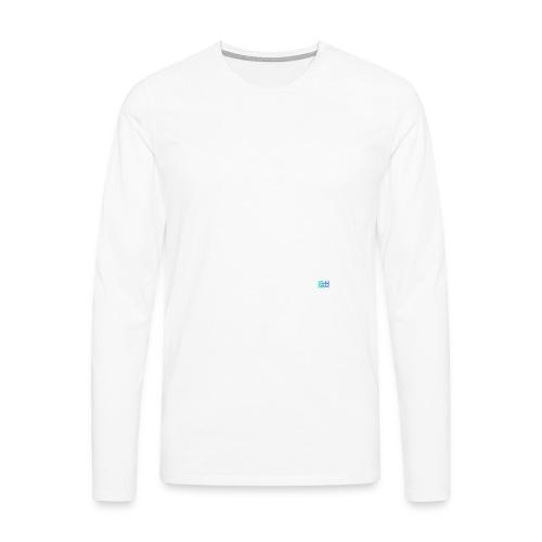 Le juste vivra par la foi - T-shirt manches longues Premium Homme