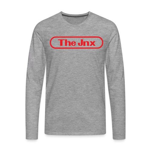 The Jnx - Långärmad premium-T-shirt herr