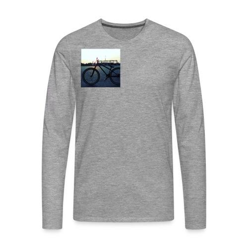 Motyw 2 - Koszulka męska Premium z długim rękawem