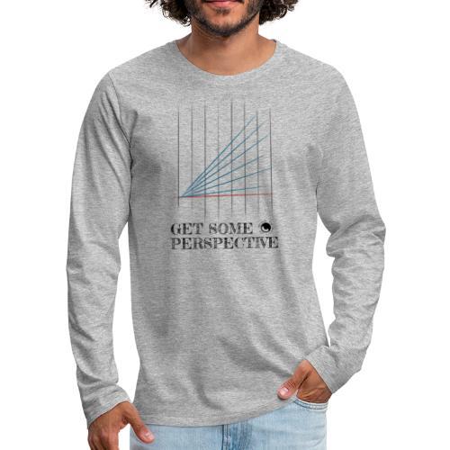 Get Some Perspective - Men's Premium Longsleeve Shirt