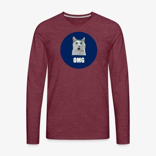 OMG - Men's Premium Longsleeve Shirt