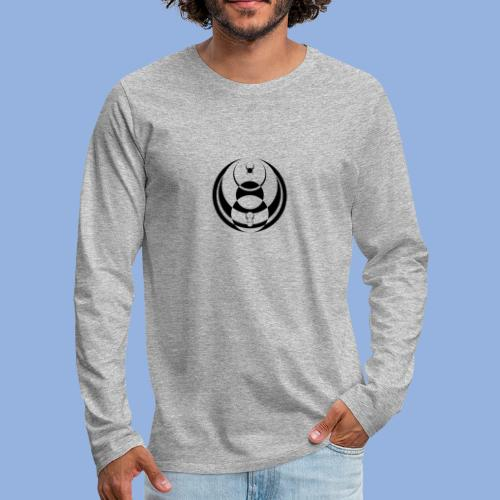 Seven nation army Noir - T-shirt manches longues Premium Homme