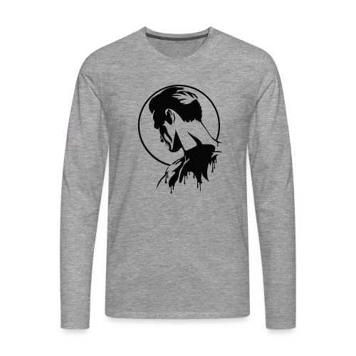 tag_hom - T-shirt manches longues Premium Homme
