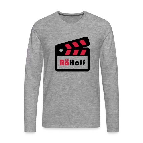 roehoff-small - Männer Premium Langarmshirt