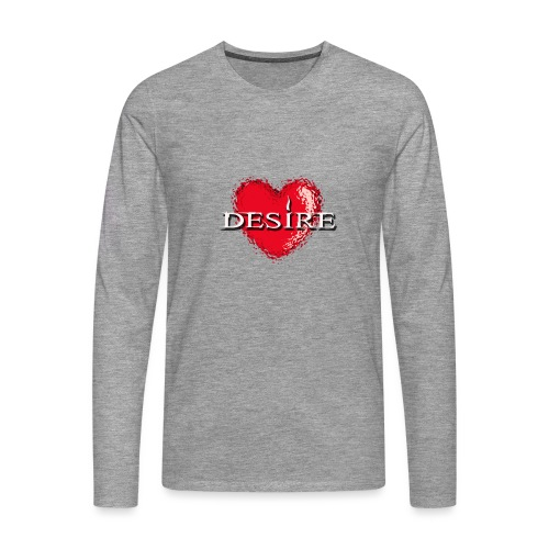 Desire Nightclub - Men's Premium Longsleeve Shirt