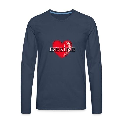 Desire Nightclub - Men's Premium Longsleeve Shirt