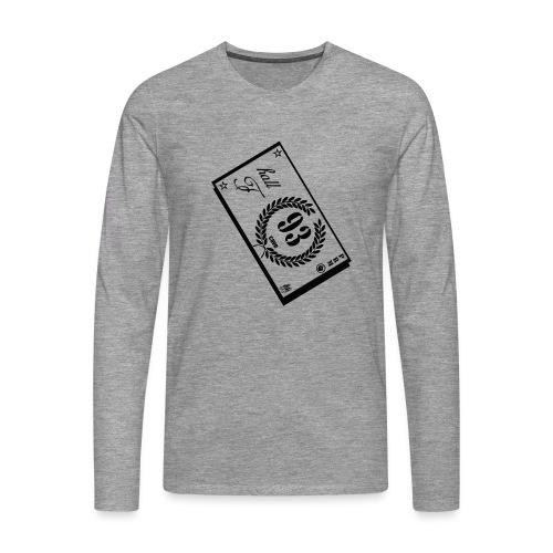 prm hall f - T-shirt manches longues Premium Homme